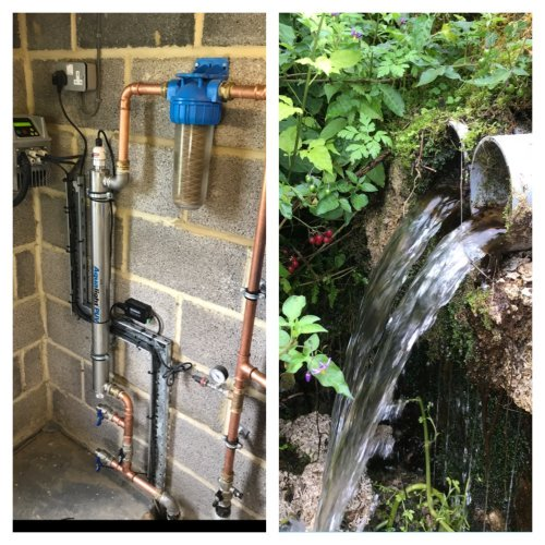 Private Water Supply Benefits Bespoke